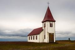 Church, Hellnar, Iceland