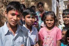 Holi Children
