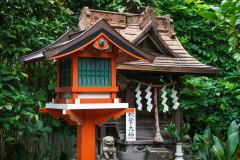 Shrine Detail