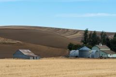 Farm on Palouse