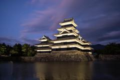 Blue Hour Castle